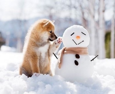 142724-Snowman-Friend