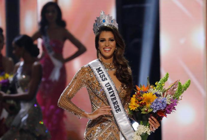 ee072b626ac86a Переможницею конкурсу «Міс Всесвіт», що проходив у в Манілі, столиці  Філіппін, стала 24-річна француженка Ірис Міттенар.