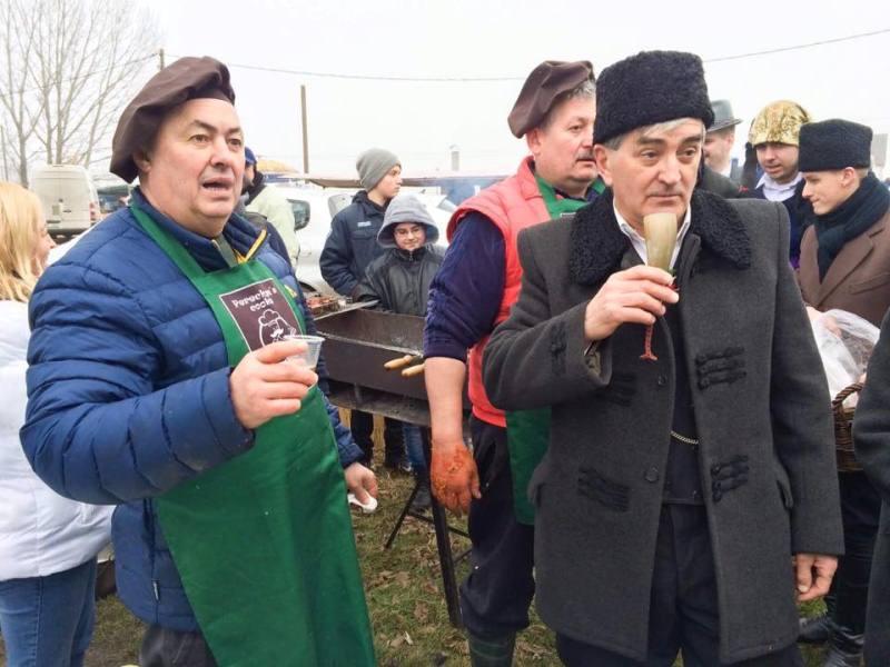 Команда перечинських різників виборола третє місце в угорському місті-побратимі Нодьечеті. ФОТО
