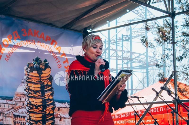 У Мукачеві проходить один з найсмачніших фестивалів краю