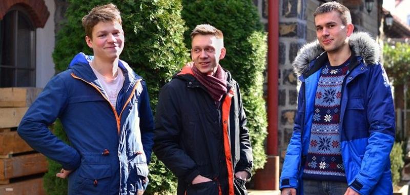 Нас троє – в цьому секрет успіху. 3 закарпатці - брати створили найпопулярніший у Facebook український бренд