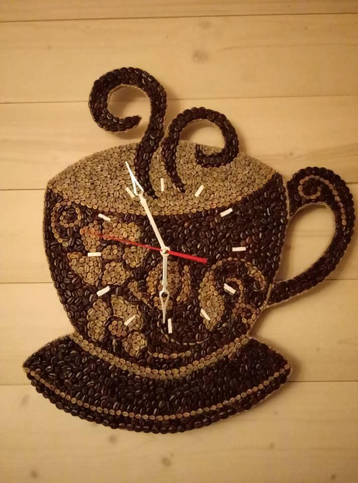Талановита ужгородка створює ароматні шедеври… з кави