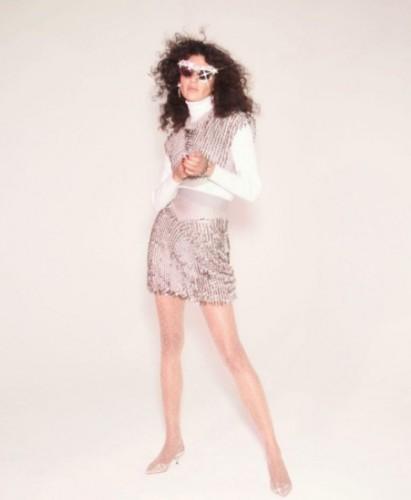 Ужгородка прикрасила обкладинку французького Vogue