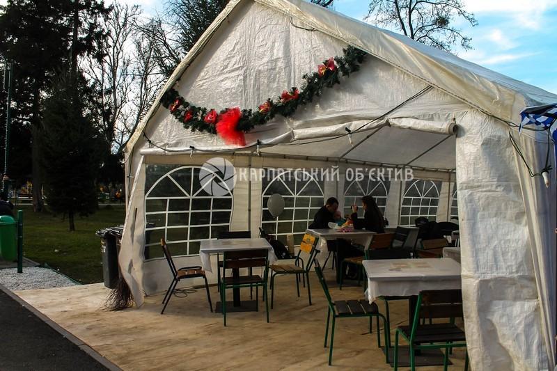 «Пой на вінко». У Мукачеві стартував найочікуваніший фестиваль краю. ФОТО