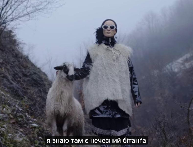 Alina Pash дебютувала із піснею BITANGA із закарпатською говіркою. ВІДЕО
