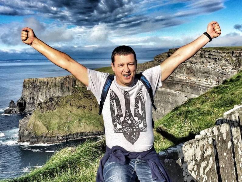 Живи. Подорожуй: лайфхаки від мандрівника Віктора Стініча. ФОТО