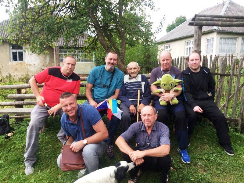 Закохатись в Закарпаття, або Як чех поїздки до України організовує