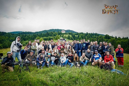На Міжгірщину прибула знімальна група історичного фільму