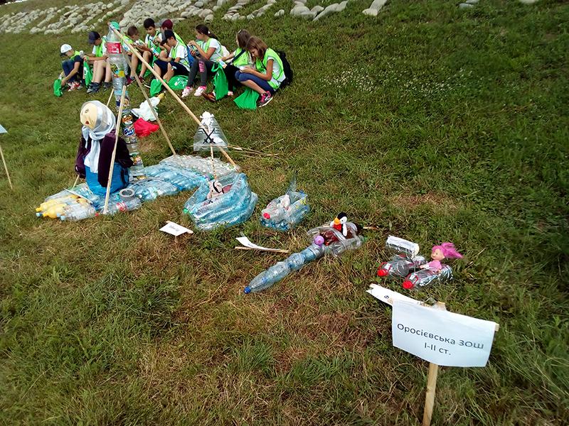 Еколицарі та пластикові пірати, або Як проходив День Дунаю на Берегівщині