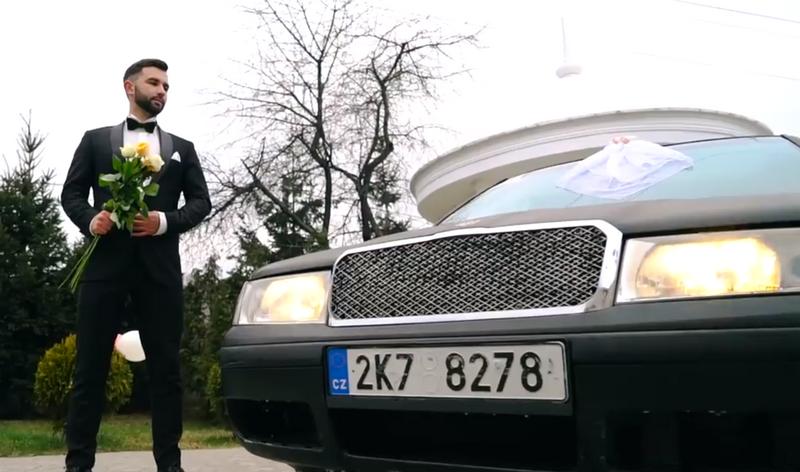 Ужгородські гумористи зняли ролик про одруження з «євробляхою». ВІДЕО d41ac72cf900b