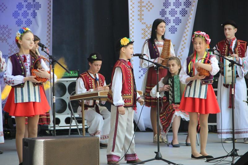 У Виноградові відсвяткували вже XIV фестиваль «Угочанська лоза»