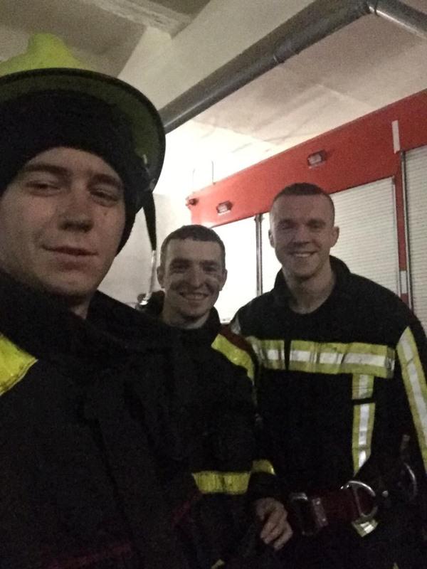 «Кожен виїзд – той ще екстрим»: Михайло Чохняй про гарячі будні рятувальників
